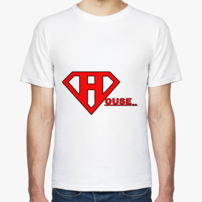 Футболка SuperHouse