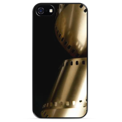 Чехол для iPhone Кинопленка