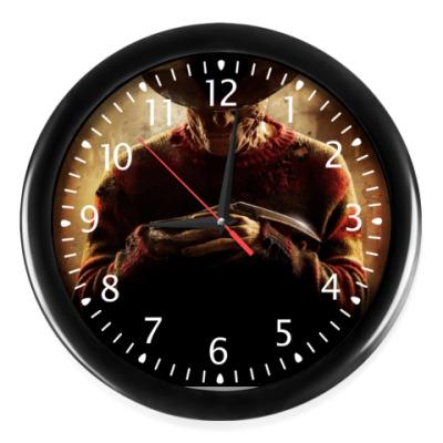 Часы Фредди Крюгер