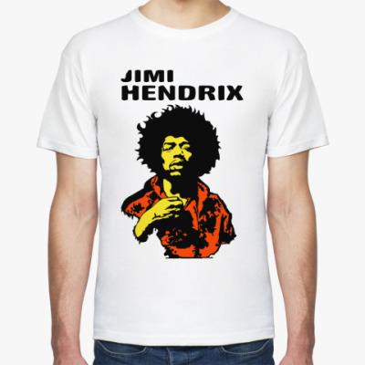 Футболка Jimmi Hendrix