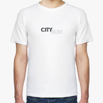 Футболка City run