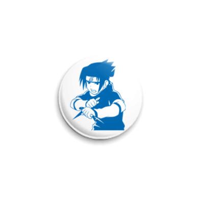 Значок 25мм  'Sasuke'