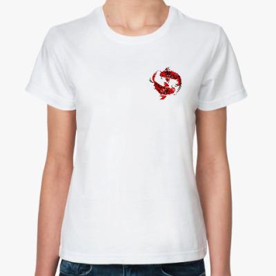 Классическая футболка Японские сомики