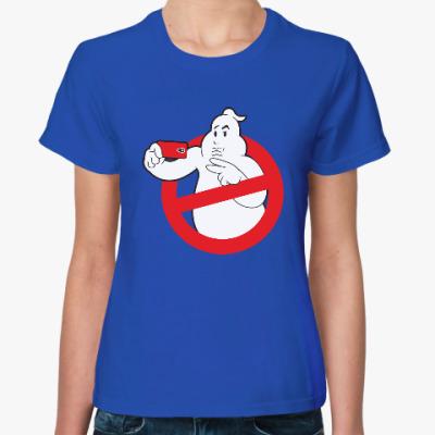 Женская футболка Ghost Busters Selfie