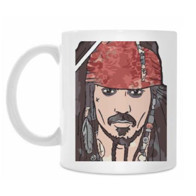 Кружка Пираты карибского моря