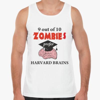 Майка Harvard brains