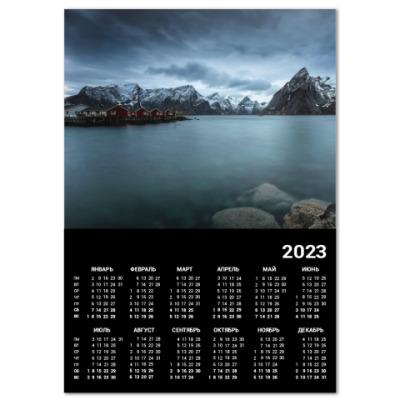 Календарь Норвегия