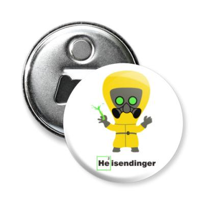 Магнит-открывашка Heisendinger