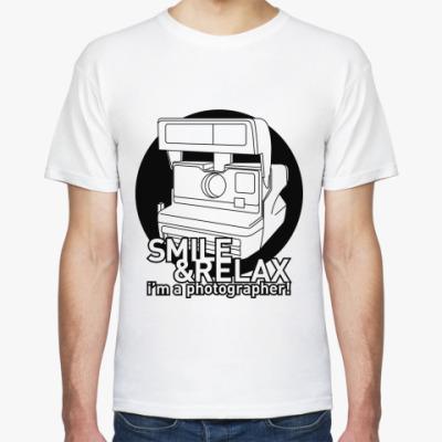 Футболка Smile & Relax