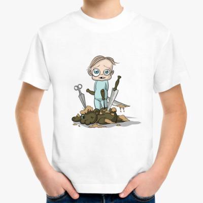 Детская футболка Малыш