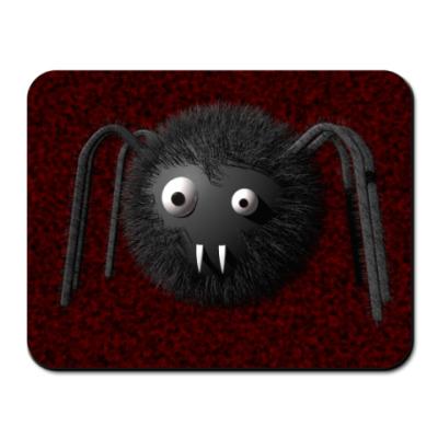 Коврик для мыши паучок