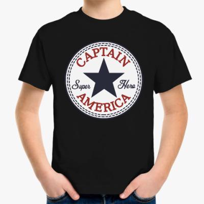 Детская футболка Супер герой