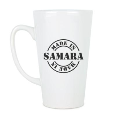 Чашка Латте Made in Samara