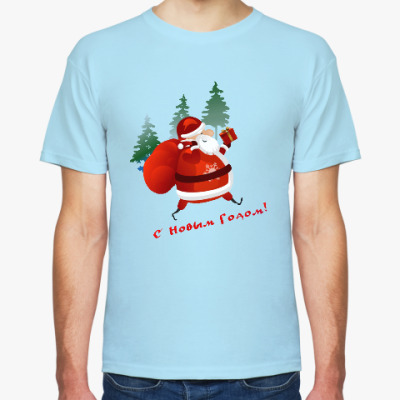 Футболка Дед Moroz