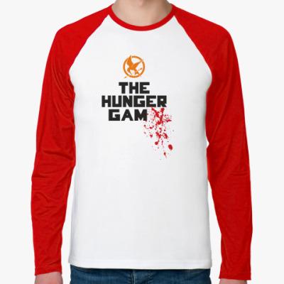 Футболка реглан с длинным рукавом The Hunger Games