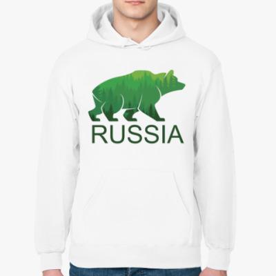 Толстовка худи Россия, Russia
