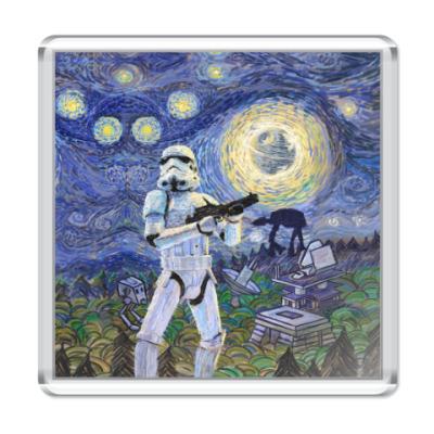 Магнит Star Wars Starry Night