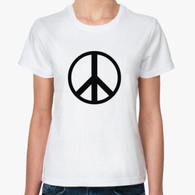 Классическая футболка Пацифик