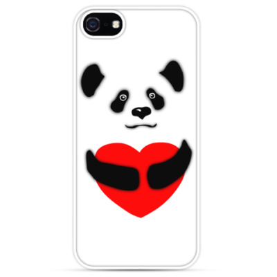 Чехол для iPhone Панда