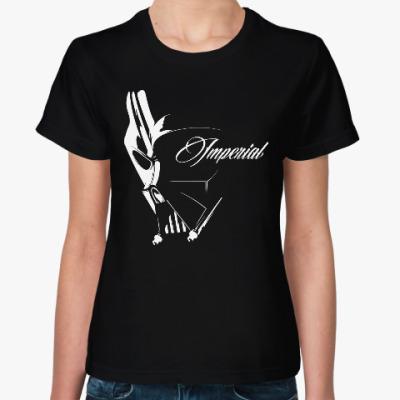 Женская футболка Дарт Вейдер (Звёздные войны)
