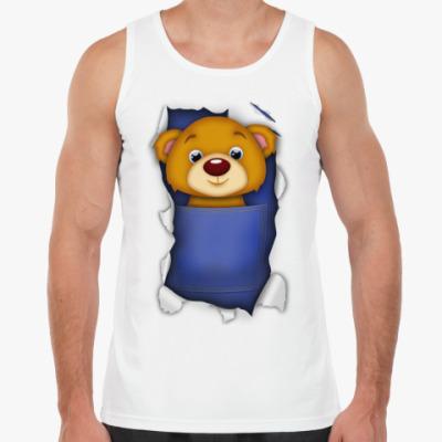 Майка 'Медведь'