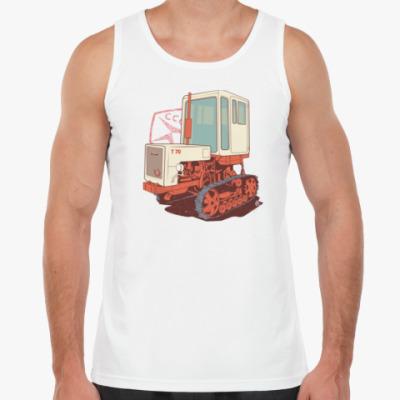 Майка T70 Трактор