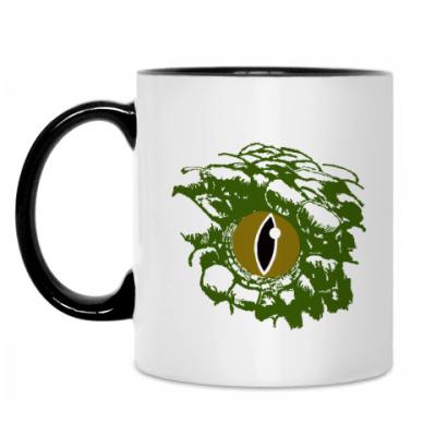 Кружка Глаз змеи