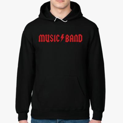 Толстовка худи Music Band