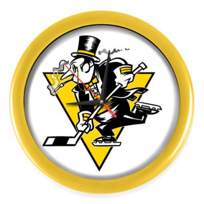 Настенные часы Go Penguins