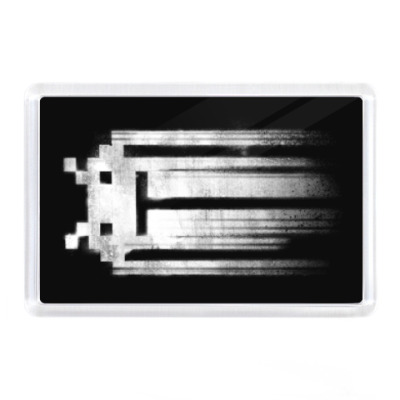 Магнит Space Invaders Punisher