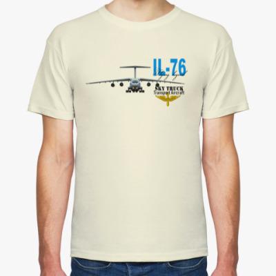 Футболка Ил-76