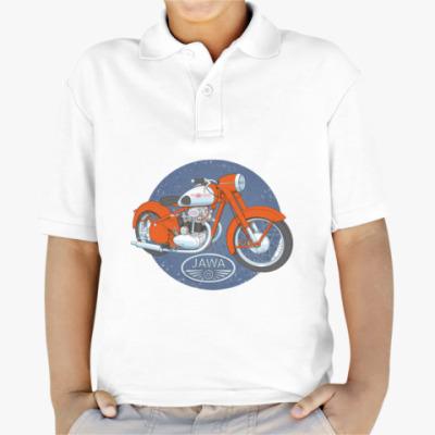 Детская рубашка поло Jawa