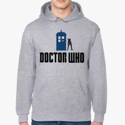 Толстовка худи Doctor Who 12