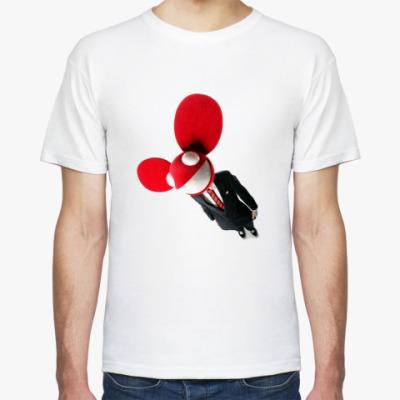 Футболка Deadmau5