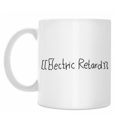 Кружка Electric Retard