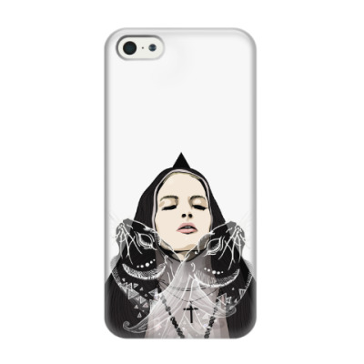 Чехол для iPhone 5/5s amen†dream