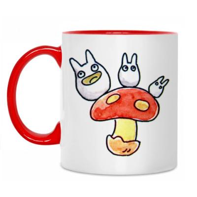 Кружка Totoro