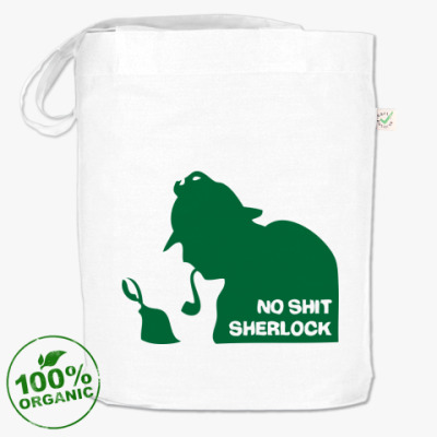 Сумка No shit. Sherlock.