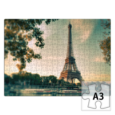 Пазл Париж