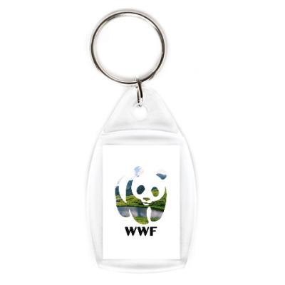 Брелок WWF. Панда. Природа
