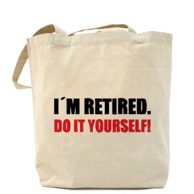 Сумка Холщовая сумка Do it yourself