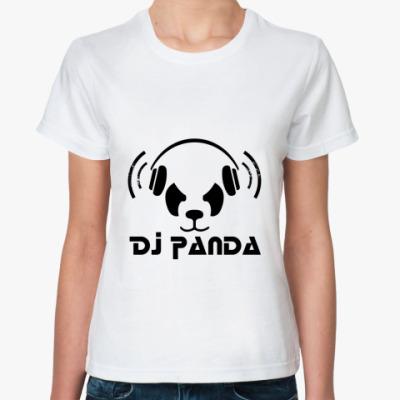 Классическая футболка  Panda