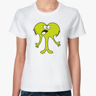 Классическая футболка Мультяшки. Чудики. Веселье.