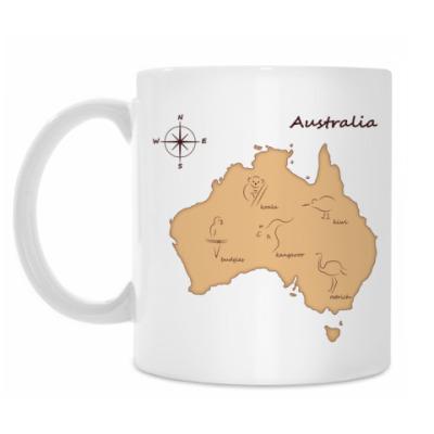 Кружка Кружка Australia