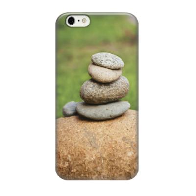 Чехол для iPhone 6/6s Природа, камни