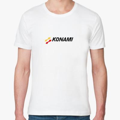 Футболка из органик-хлопка KONAMI