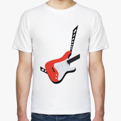 Футболка  Guitar