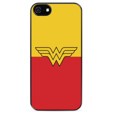 Чехол для iPhone Чудо-женщина / Wonder Woman