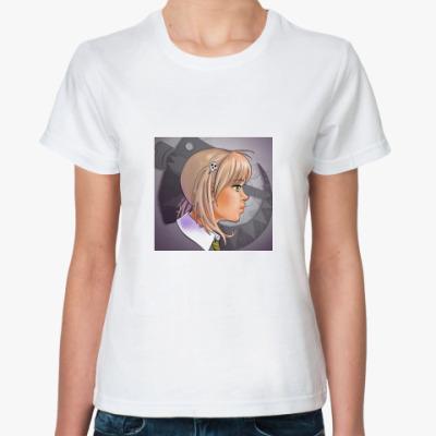 Классическая футболка Soul eater