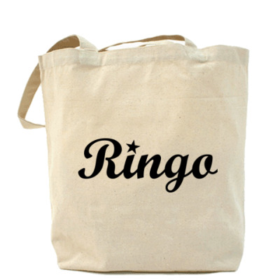 Холщовая сумка Ringo Starr